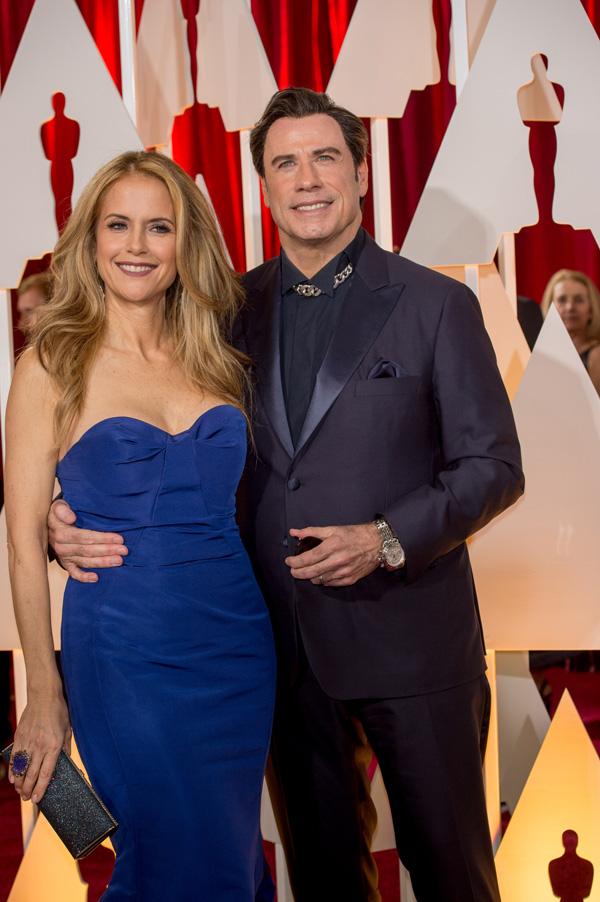 Оскар 2020: Оскар-2015, как это было.   Джон Траволта