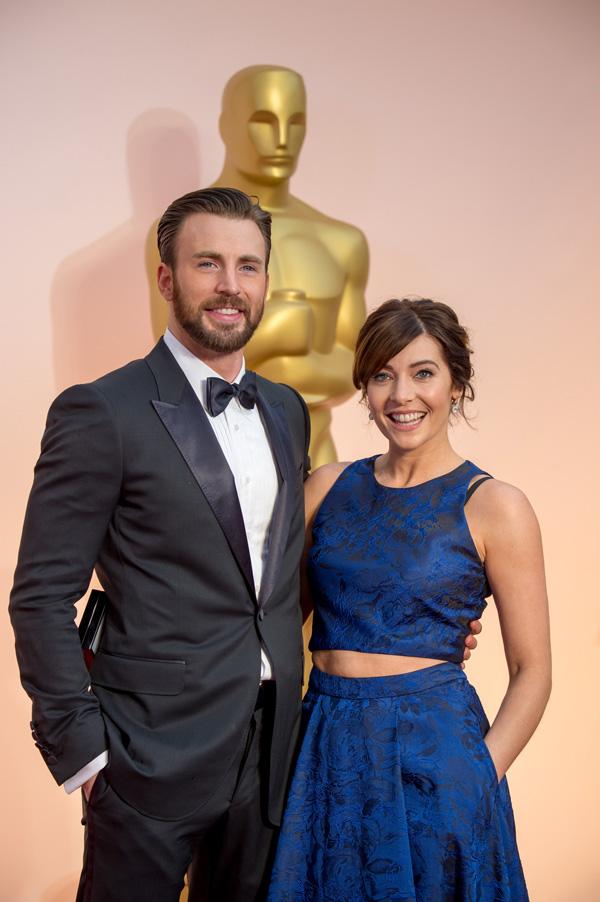Оскар 2020: Оскар-2015, как это было.   Крис Эванс