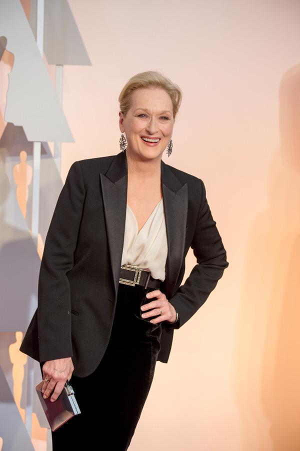 Оскар 2020: Оскар-2015, как это было.   Мерил Стрип