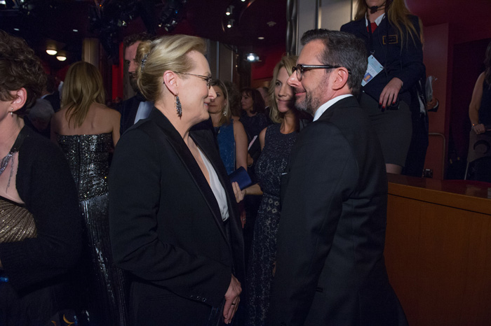 Оскар 2020: Оскар-2015, как это было.   Мерил Стрип, Стив Каррелл