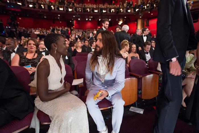 Оскар 2020: Оскар-2015, как это было.   Люпита Ньонго, Джаред Лето