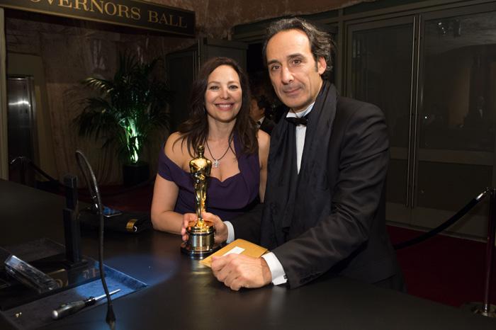 Оскар 2020: Оскар-2015, как это было.   Александр Деспла