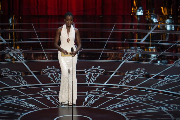 Оскар 2020: Оскар-2015, как это было.   Люпита Ньонго