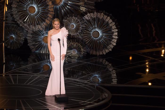 Оскар 2020: Оскар-2015, как это было.   Гвинет Пэлтроу