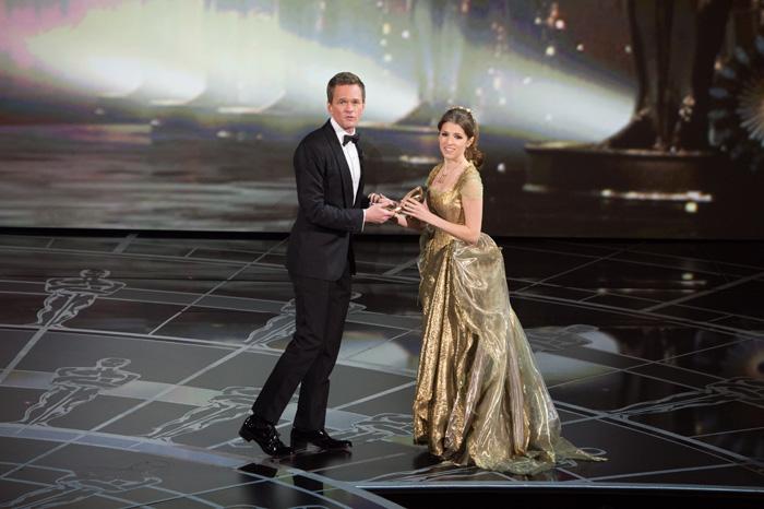 Оскар 2020: Оскар-2015, как это было.   Нил Патрик Харрис ,  Анна Кендрик