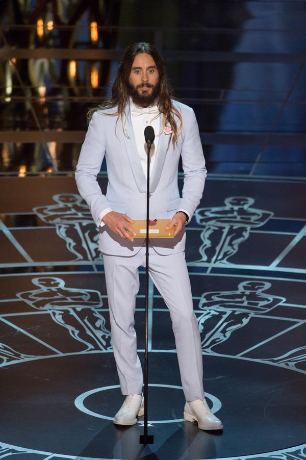 Оскар 2020: Оскар-2015, как это было.   Джаред Лето