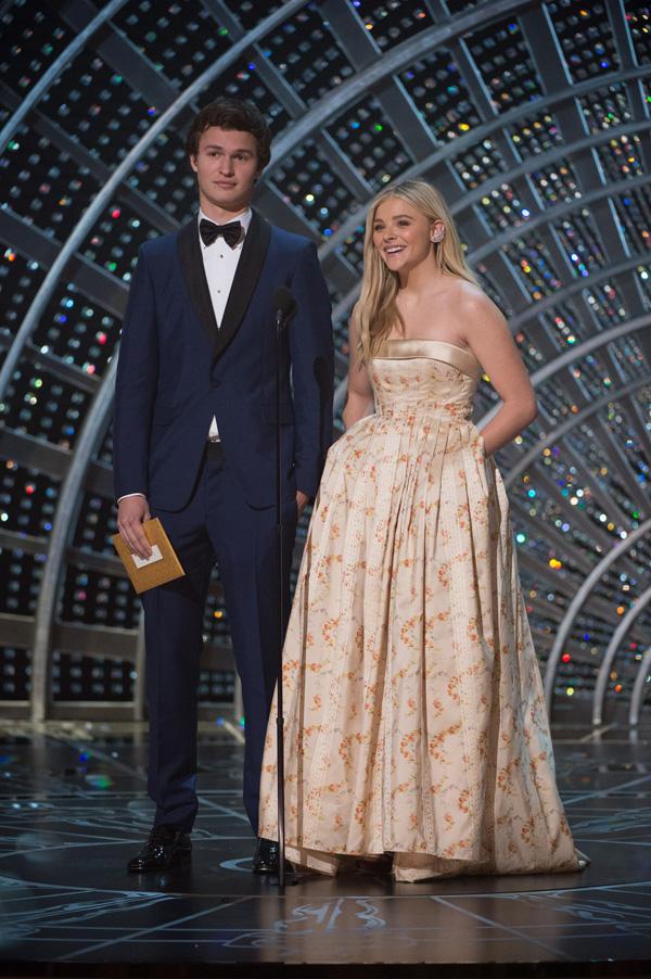 Оскар 2020: Оскар-2015, как это было.   Хлоя Моретц