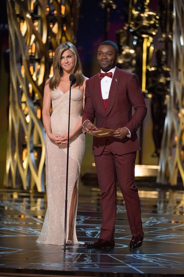 Оскар 2020: Оскар-2015, как это было.   Дженнифер Анистон