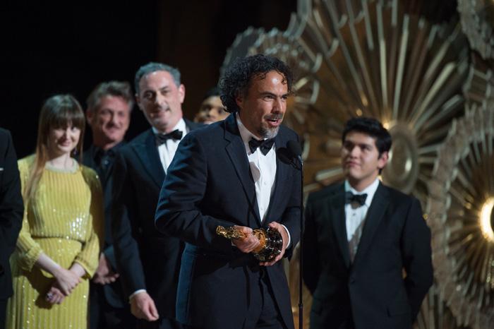 Оскар 2020: Оскар-2015, как это было.   Алехандро Гонсалес Иньярриту