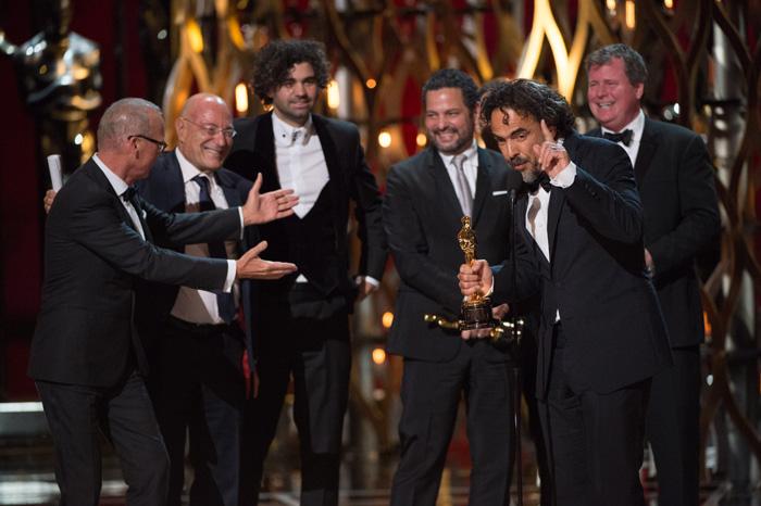 Оскар 2020: Оскар-2015, как это было.   Майкл Китон, Алехандро Гонсалес Иньярриту