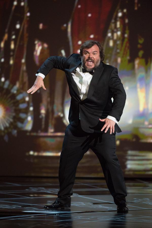 Оскар 2020: Оскар-2015, как это было.   Джек Блэк