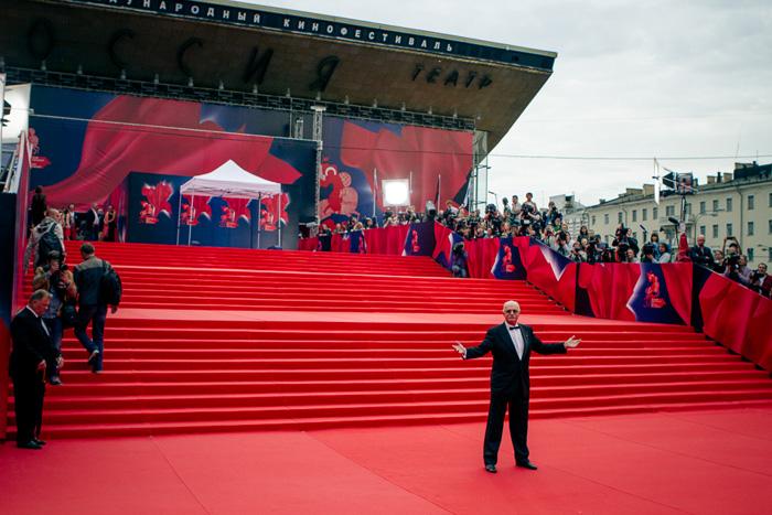 ММКФ 2015: Московский международный кинофестиваль 2015: Красная дорожка открытия