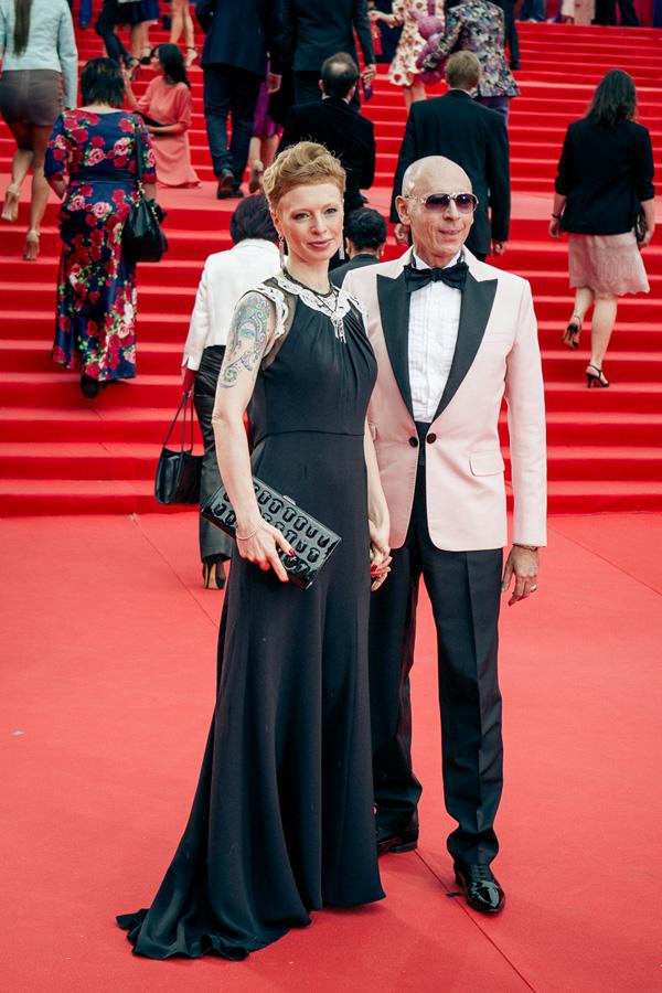 ММКФ 2020: Московский международный кинофестиваль 2015: Красная дорожка открытия.  фото © Дарья Давидова    Амалия Гольданская