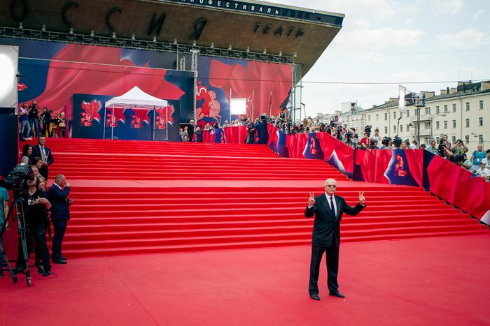 ММКФ 2015: Московский международный кинофестиваль 2015: Красная дорожка закрытия