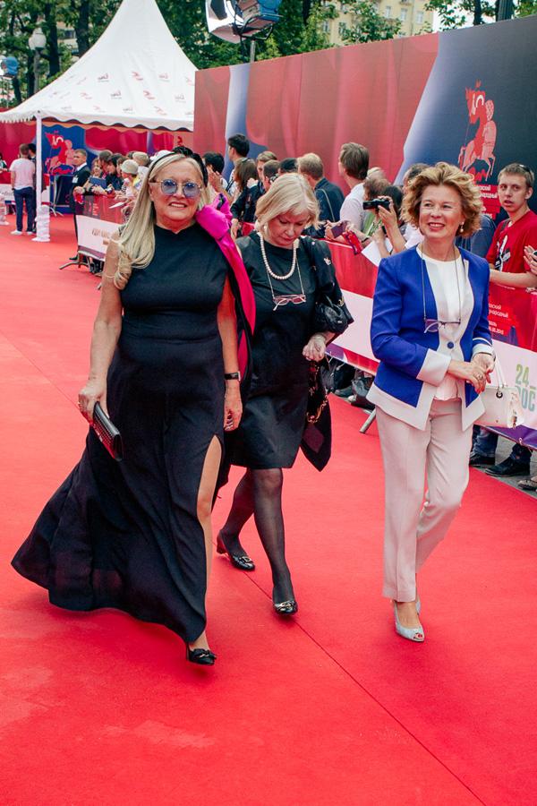 ММКФ 2020: Московский международный кинофестиваль 2015: Красная дорожка закрытия.  фото © Дарья Давидова