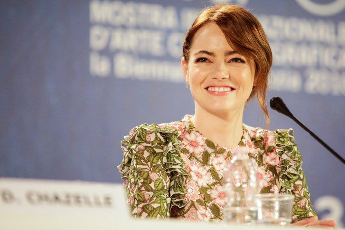 Венецианский кинофестиваль: Венеция-2016.   Эмма Стоун