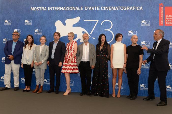 Венецианский кинофестиваль: Венеция-2016