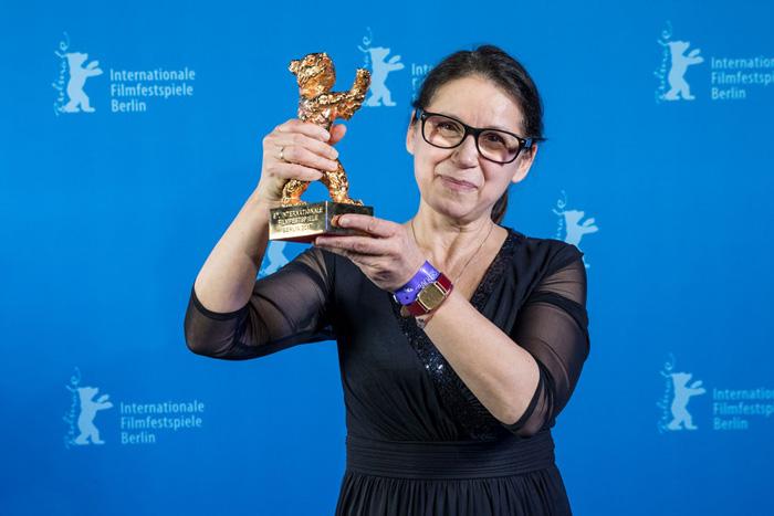 Берлинале: Берлинский кинофестиваль 2017.  © Berlinale    Ильдико Эньеди