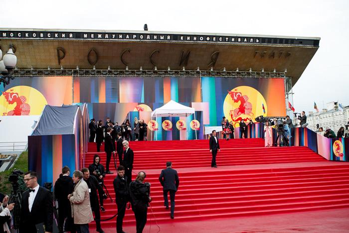 ММКФ 2020: Московский международный кинофестиваль 2017: Красная дорожка открытия
