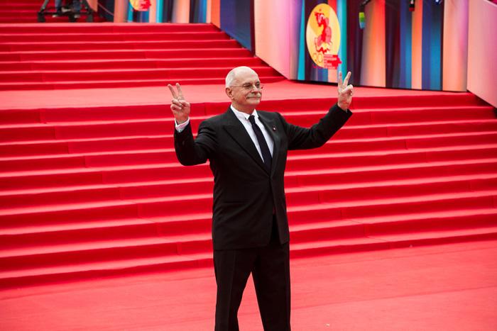 ММКФ 2020: Московский международный кинофестиваль 2017: Красная дорожка закрытия