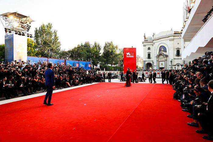 Венецианский кинофестиваль: Венецианский кинофестиваль 2017