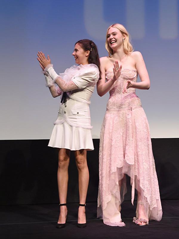 Кинофестиваль в Торонто 2017.   Эль Фэннинг