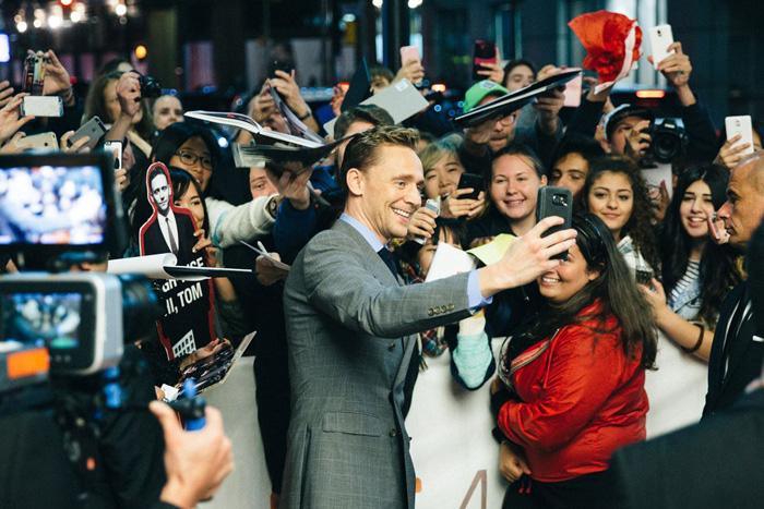 Кинофестиваль в Торонто 2017.   Том Хиддлстон