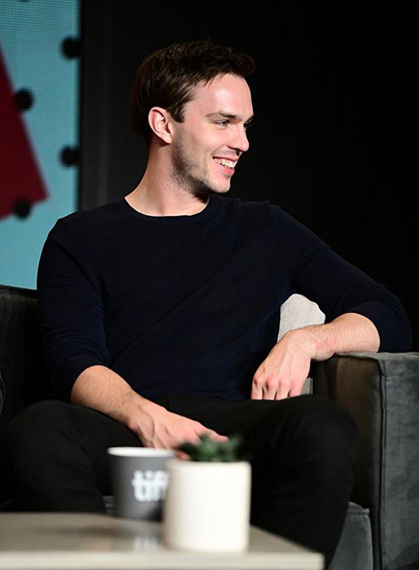 Кинофестиваль в Торонто 2017.   Николас Холт