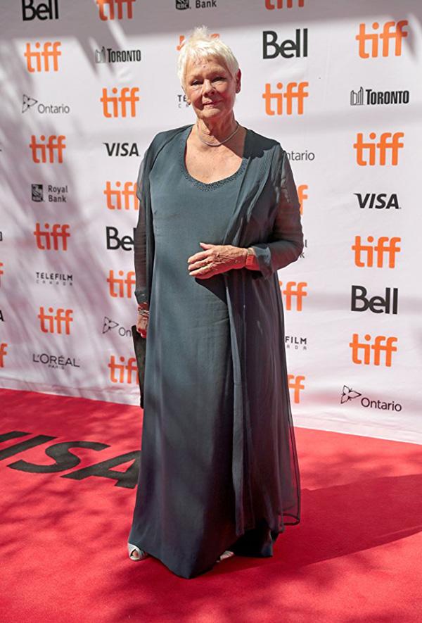 Кинофестиваль в Торонто 2017.   Джуди Денч