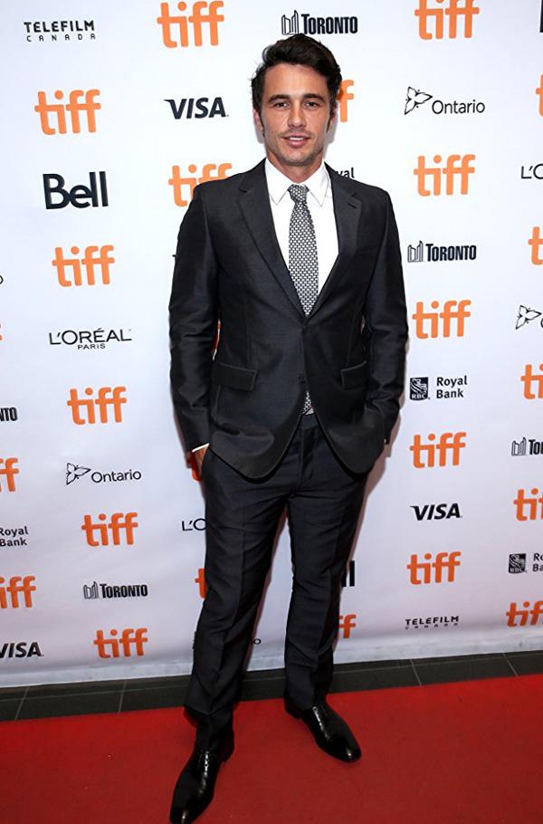 Кинофестиваль в Торонто 2017.   Джеймс Франко