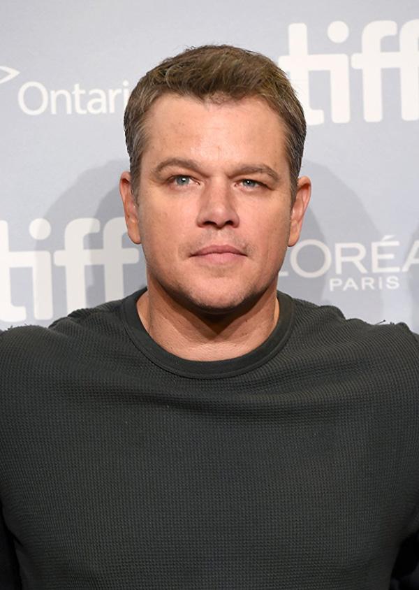 Кинофестиваль в Торонто 2017.   Мэтт Дэймон