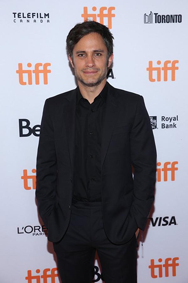 Кинофестиваль в Торонто 2017.   Гаэль Гарсия Берналь