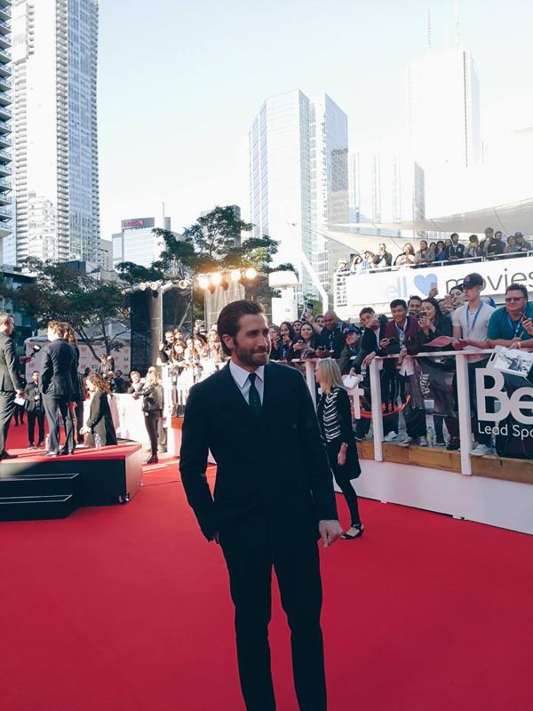 Кинофестиваль в Торонто 2017.   Джейк Гилленхааль