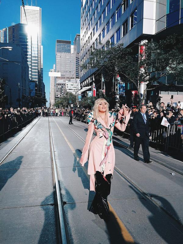 Кинофестиваль в Торонто 2017.   Леди Гага