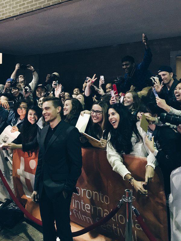 Кинофестиваль в Торонто 2017.   Дэйв Франко