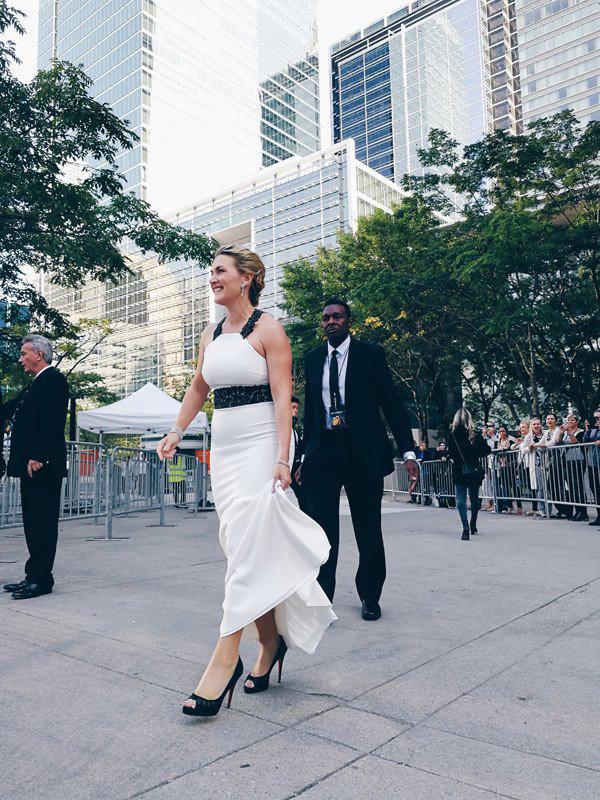 Кинофестиваль в Торонто 2017.   Кейт Уинслет