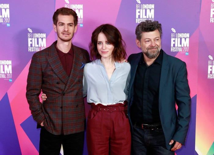 Фотогалерея: Лондонский кинофестиваль 2017, фоторепортаж