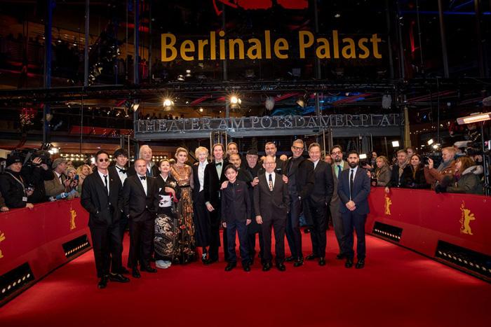 Берлинале: Берлинский кинофестиваль 2018