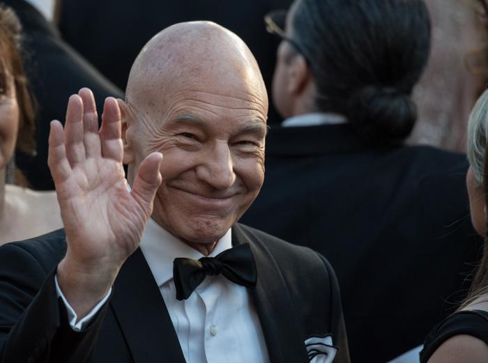 Оскар 2018: Оскар-2018, фоторепортаж церемонии.   Патрик Стюарт