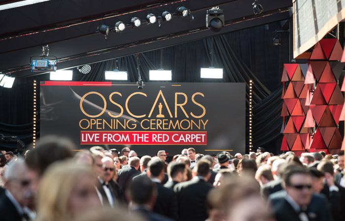 Оскар 2018: Оскар-2018, фоторепортаж церемонии
