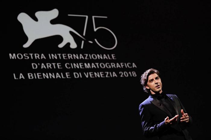 Венецианский кинофестиваль: Венецианский кинофестиваль 2018