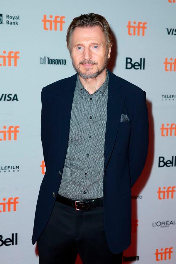 Кинофестиваль в Торонто 2018.   Лайам Нисон