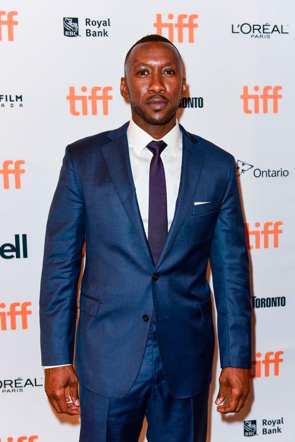 Кинофестиваль в Торонто 2018.   Махершала Али