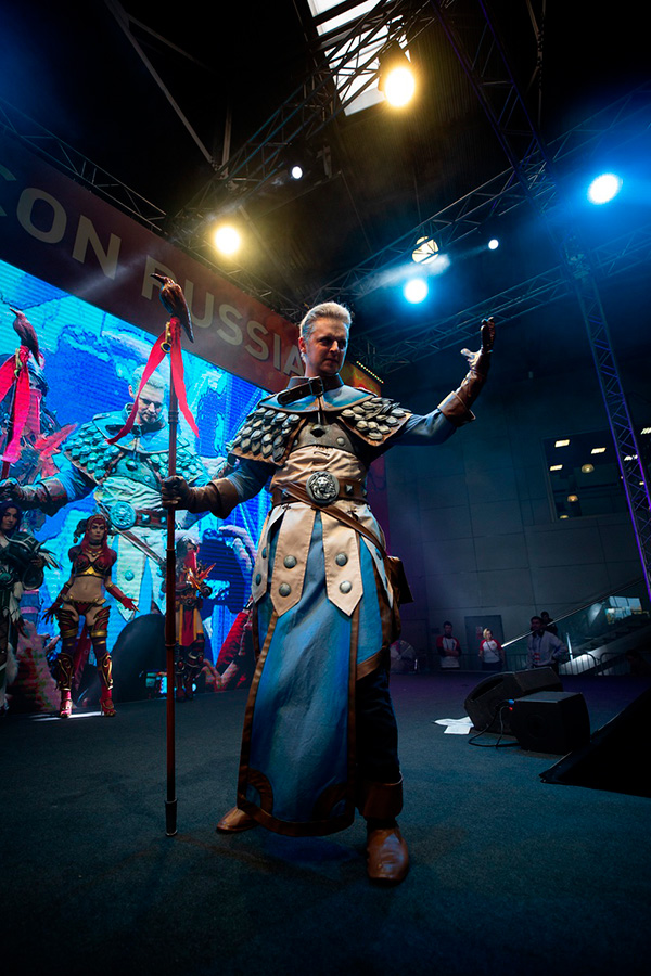 Comic Con Russia 2018.  ©   fotoezh.ru