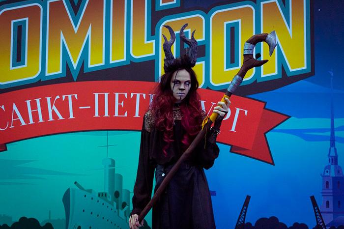 Comic Con Saint Petersburg 2019