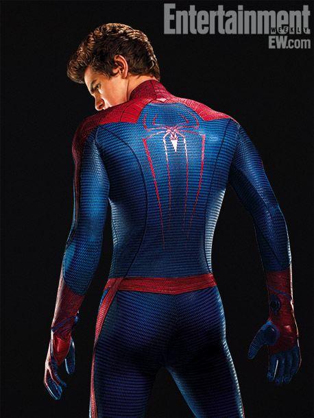 Человек-паук: Новый Человек-паук.  На фото:   Эндрю Гарфилд