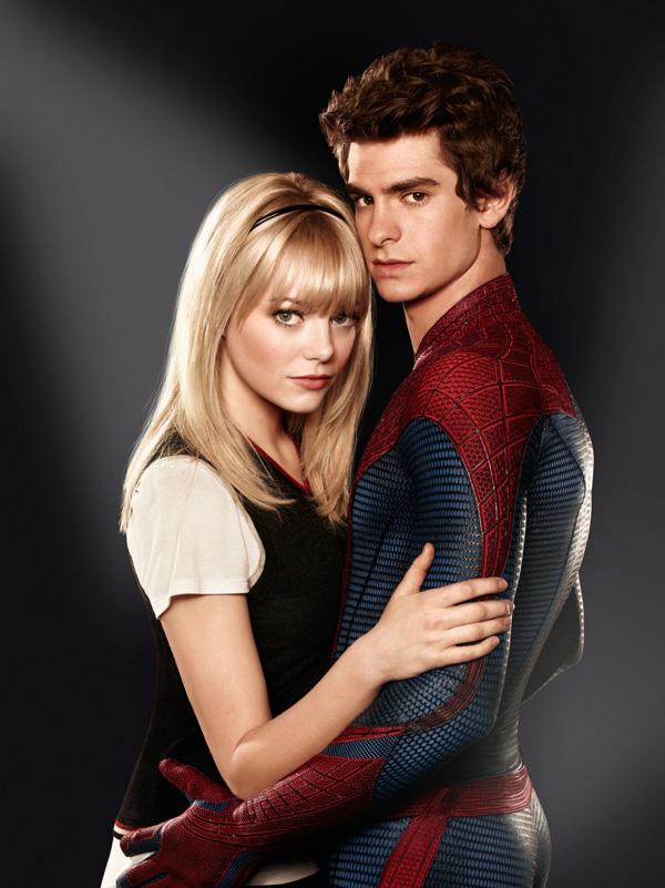 Человек паук новый человек паук на