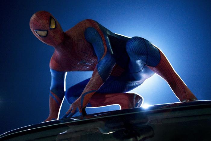 Человек паук новый человек паук