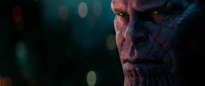 Мстители: Война бесконечности.  На фото:   Джош Бролин