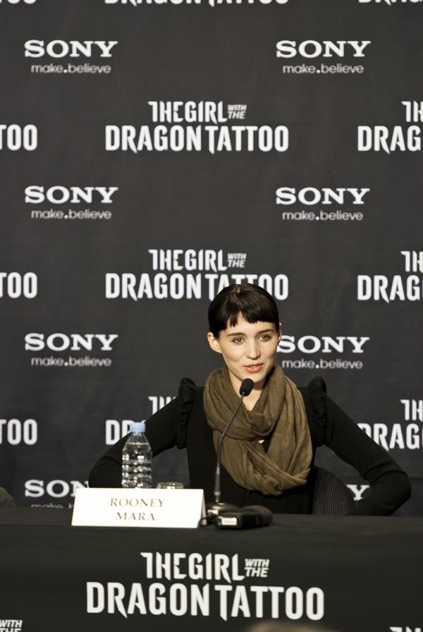 Фильм девушка с татуировкой дракона